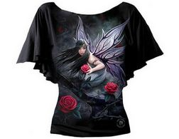 rose fairy top